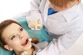 dental patient exams